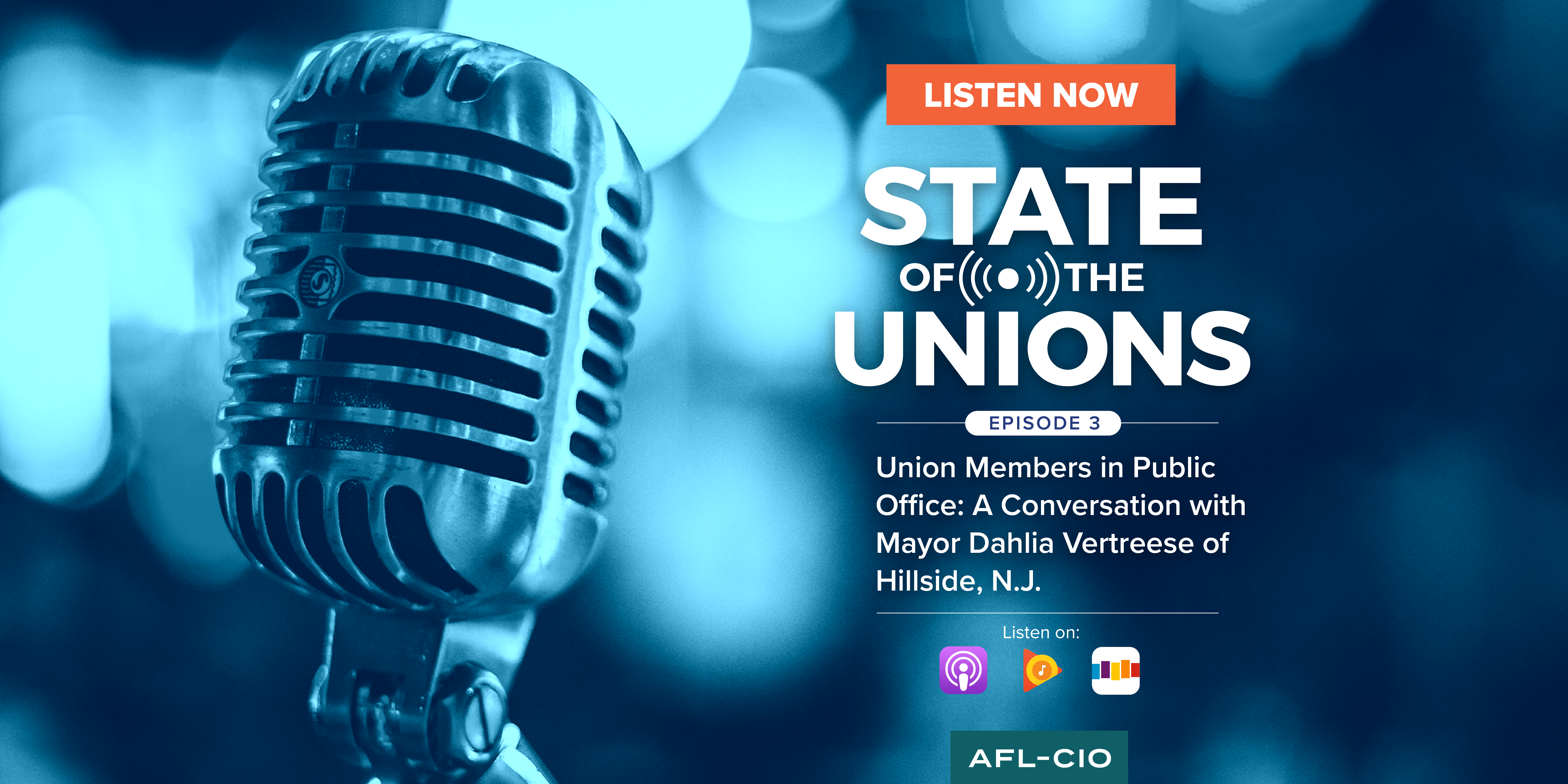 AFL-CIO State of the Unions